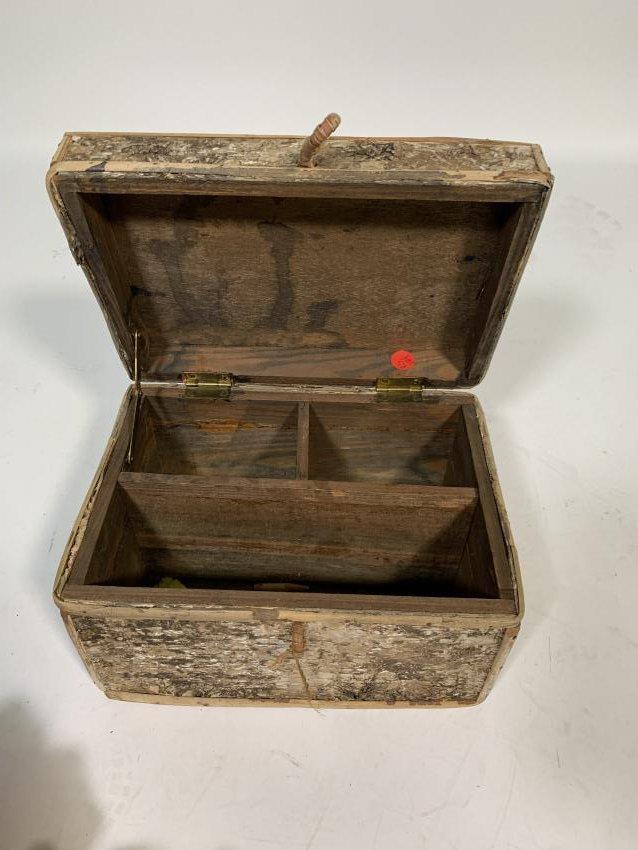 Aspen Tree Fire Box - 3