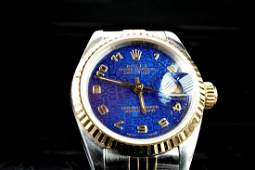 2 Tone Rolex Datejust 18k Stainless Steel
