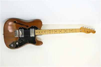 1971 Fender Thinline Telecaster