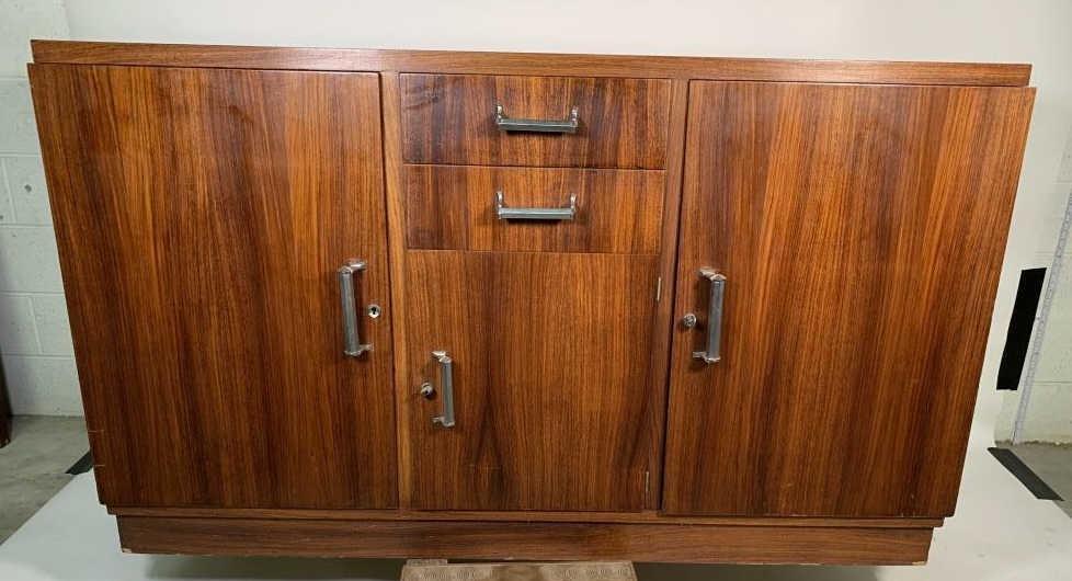 Period Art Deco English Sideboard