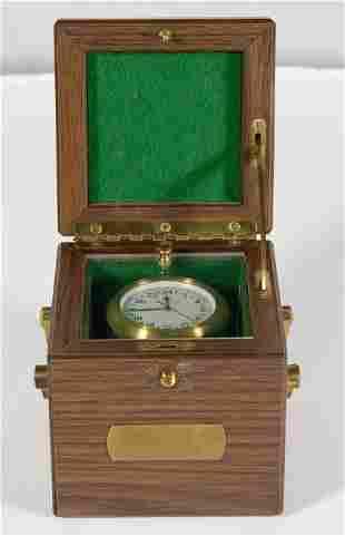 Bulova Accutron Navigator Marine Chronometer