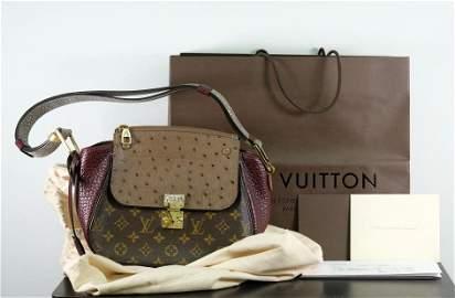 Louis Vuitton Majestueux Python Shoulder Bag