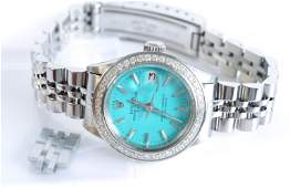 Rolex Oyster Date Precision Ladies Watch