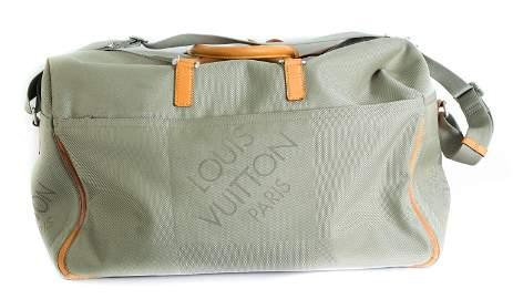 Louis Vuitton Damier Geant Sable Souverain Keepall