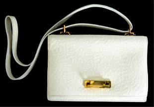 Rare Vintage Hermes Exotic Skin Purse