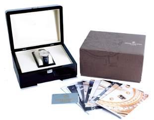 Patek Philippe Calatrava 5296 18k WG Watch