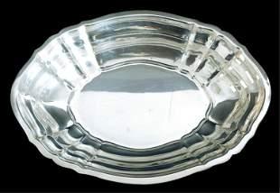 Gorham Sterling Silver Chippendale Serving Bowl