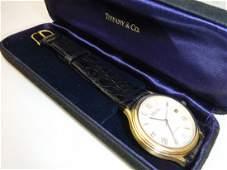 Tiffany & Co. Audemars Piguet 18k Gent's Watch