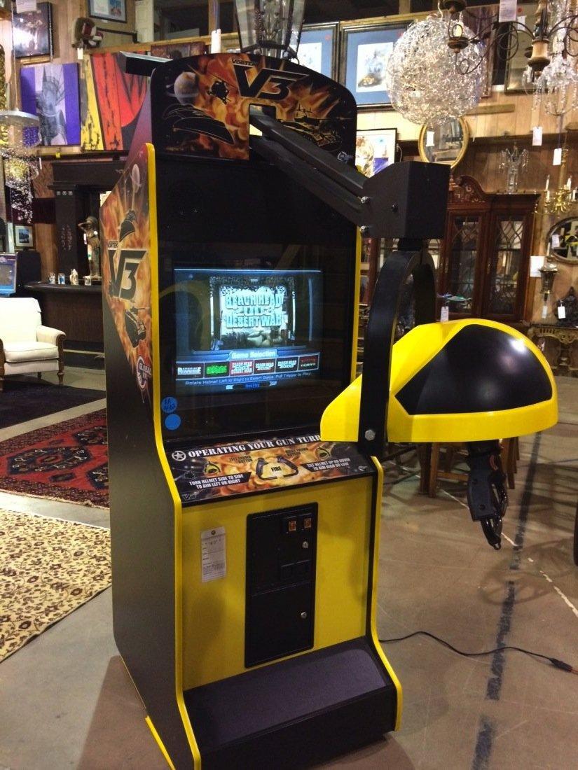 Global VR Vortek V3 Arcade Game