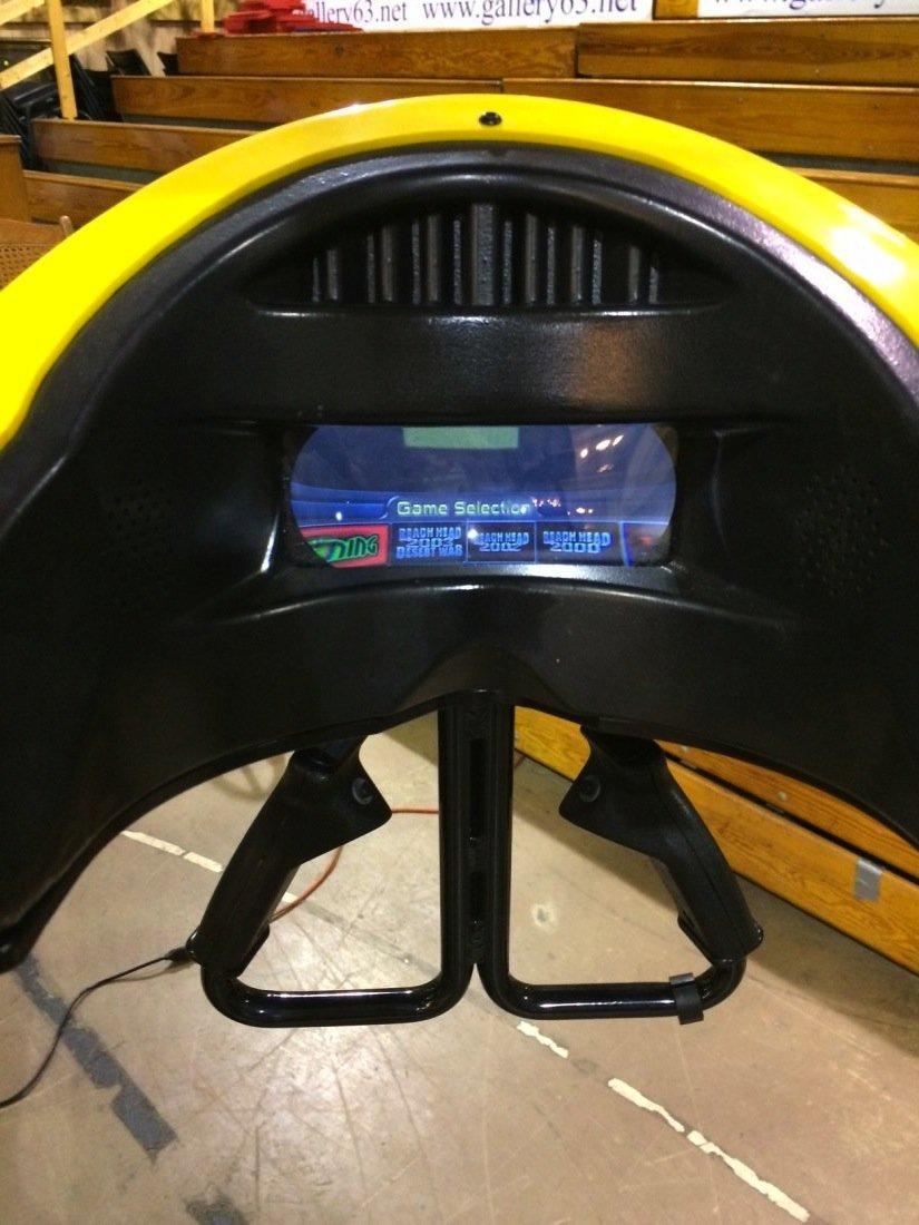 Global VR Vortek V3 Arcade Game - 2