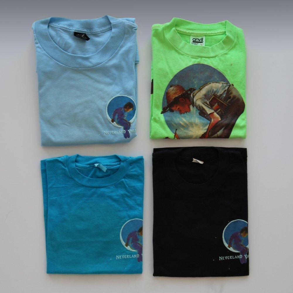 Michael Jackson 4 Neverland Ranch Children T-shirt