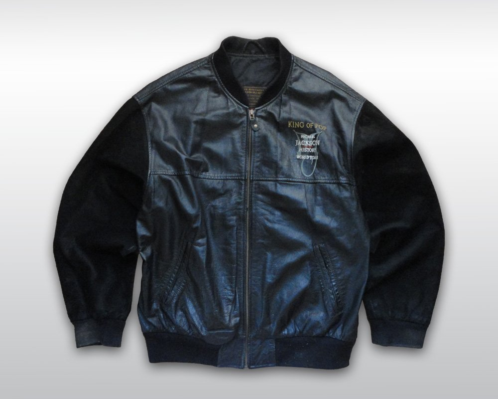 MICHAEL JACKSON HISTORY TOUR JACKET