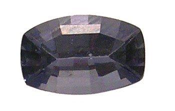 7115A: 3.50+ct Blue Morganite Chkbd Cush E-Cut Loose 10
