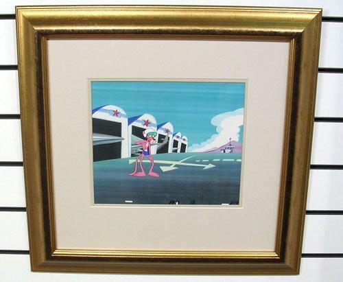 60000: Pink Panther Original Production Cel