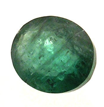 5122: 3.70ct Zambian EMERALD Oval Loose 11x9mm Stone