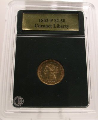 5308: 22KY 1836 Classic Head Type $5 Coin
