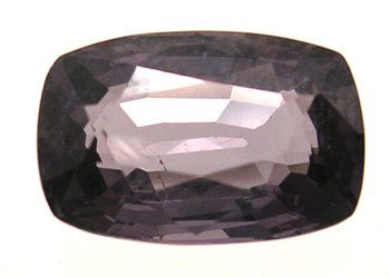 1119: 5.39ct Purple Spinel Cushion Loose 10x12mm