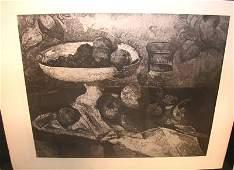 1374C: Original Heliogravure from Paul Cezanne