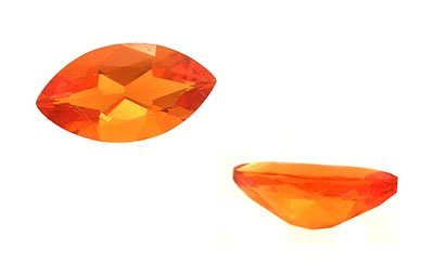 2117: 1.40ct. Mexican Fire Opal Marquise Loose 12x6mm S