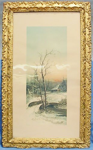 2: Late 19th Century Lithograph from J. Hoover & Sons