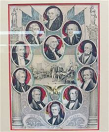 4: Currier and Ives The Presidents of the United States