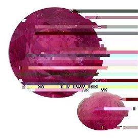 5077: 21.36ct Rubelite Tourmaline loose gem
