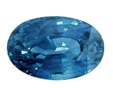 Rare Color Change Sapphire 2/3 Carat Gemstone