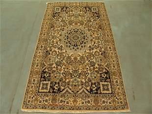 5838s Semi Antique Ruygs Persian Nain Rug 7x4