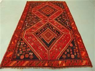 9171 Semi Antique Rugs Persian Qashqai Rug 9x5