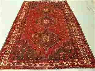 8906 Semi Antique Rugs Persian Qashqai Rug 10x6