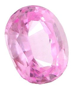 110: 1.14ct Pink Sapphire loose