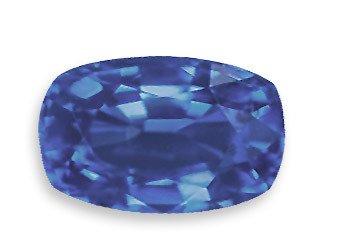 111: 2.32ct Sapphire Cushion Cut Loose