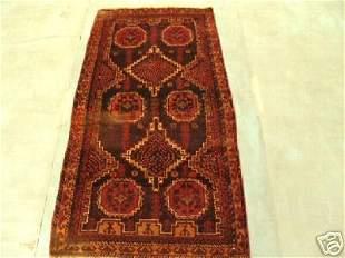 Semi Antique Rugs Afghan Herati Rug 6x3