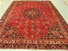 1123: 1123:Stunning Large Persian Mashad Rug 11x9