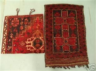 Pai Of Persian Salt Bag Rugs 3x2