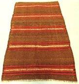 3221: 3221: Semi Antique Rugs Persian Kilim Rug 5x3