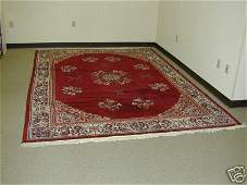 424: NICE Oriental Rug Carpet by Kashan Meisterwerk Are