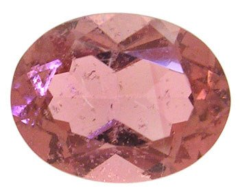 3007: 1.90ct Pink Tourmaline Oval Loose: ptm1