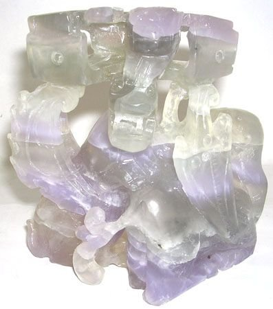 3022: Fluorite Dragon Carving #2: fdc2
