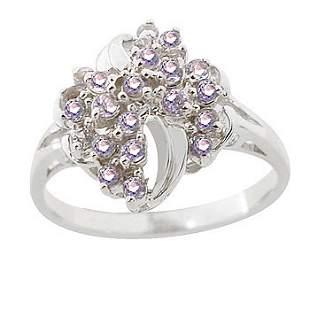 wg Gift Set! Tanzanite Ring & Pendant w/Chain: 11