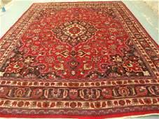 4299: Stunning Large Persian Kashan Rug 12x10: 3480