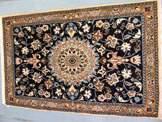 Amazing Persian Nain Rug 5x3: 2738
