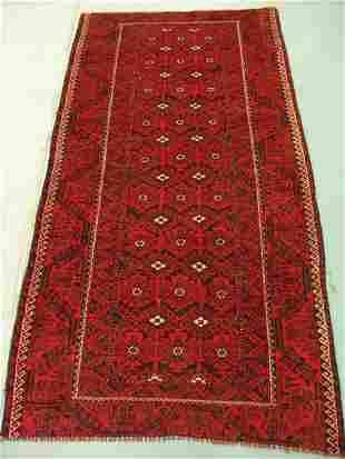 Semi Antique Persian Kashkoli Rug 7x4: 3261