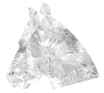 1391: Incredible Horse-Head Diamond loose: 520804