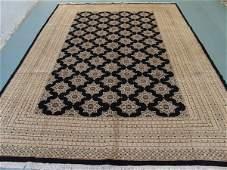 1448: Amazing Quality Large Pak Persian Rug 11x8: 4059