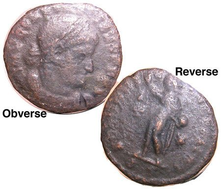1272: Certified Constantine the Great (300-350 AD): 101