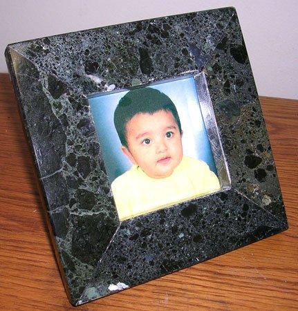 3273: Small Jasper Picture Frame: jpfs