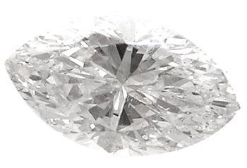 3362: .78ct Diamond Marquise SI3 H EGL Certified: 69802