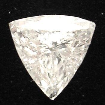 1414: 1.03ct Diamond Trillion Loose: 698032