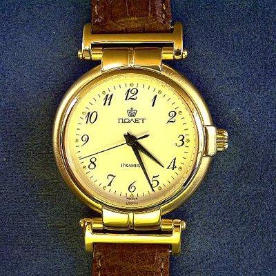 2268: POLJOT Mens Russian Wristwatch: 841854